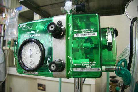 人工呼吸器